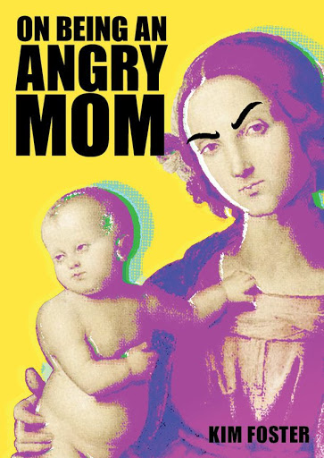 angry mom book cover